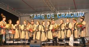 Colindatori si obiceiuri populare la Targul de Craciun