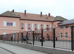 Construire gard scoala Nadab