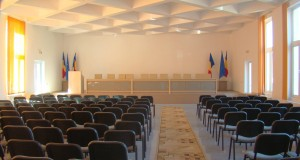 Sala mare a primariei