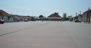 Platoul din piata Avram Iancu